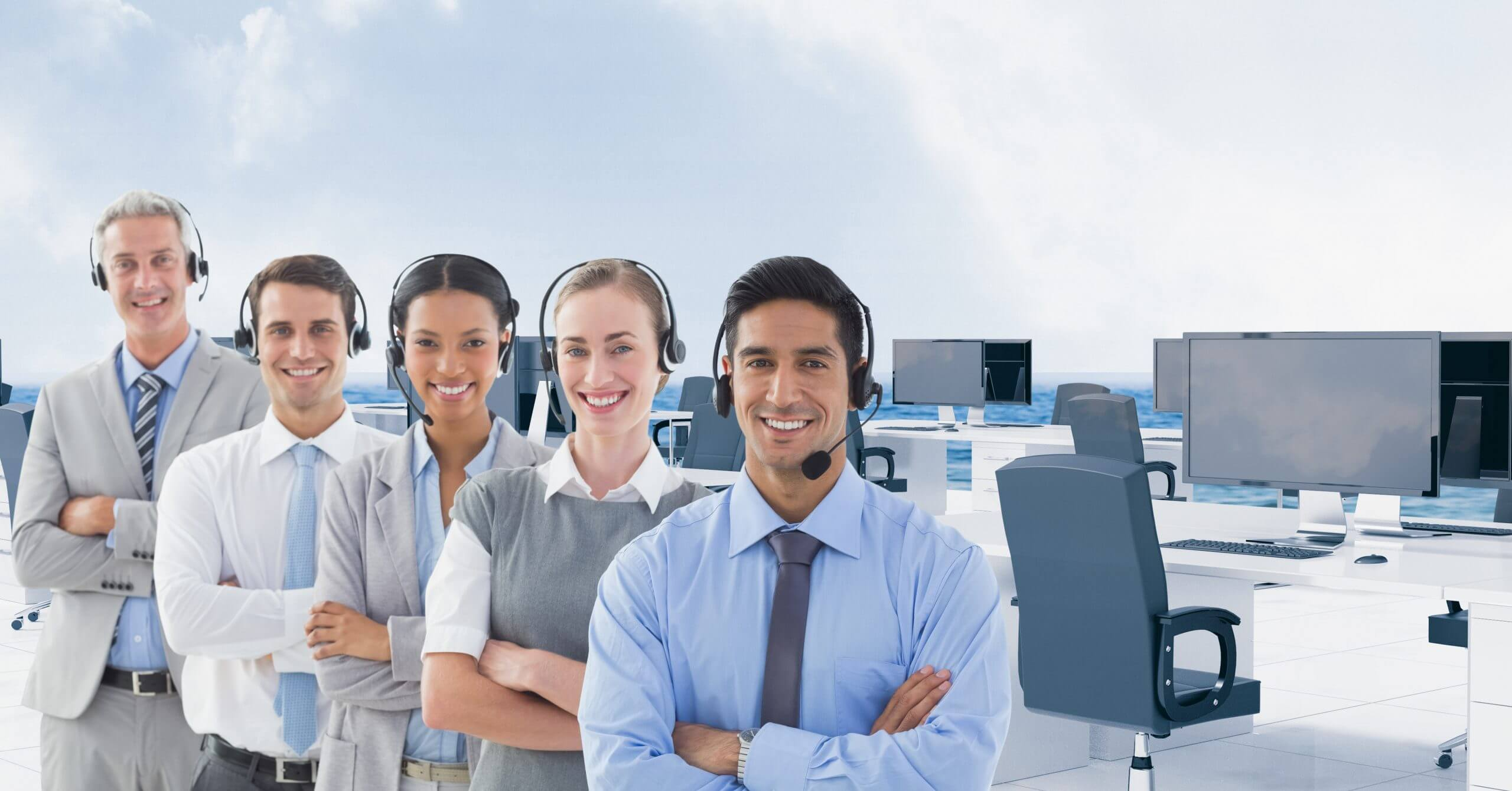 Working in a call center is not for everyone.