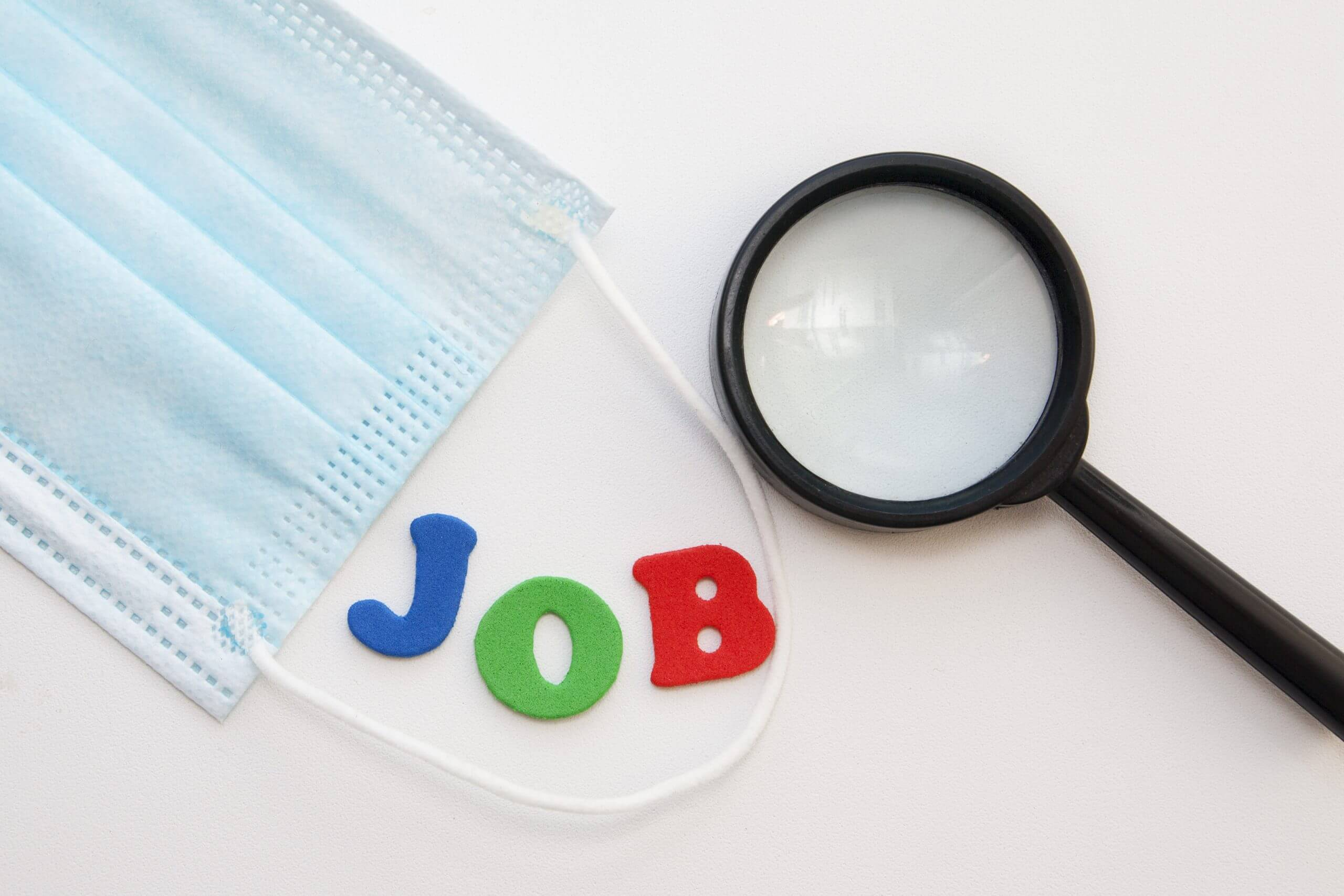 Job search during COVID-19 is different