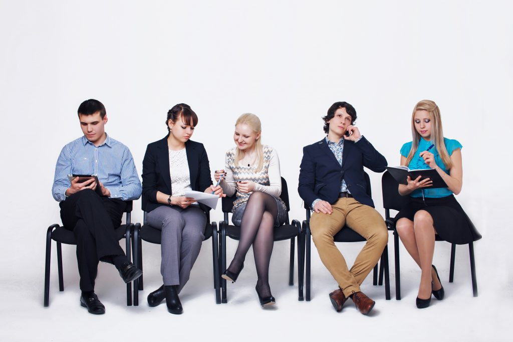 You need to stand out at an interview.