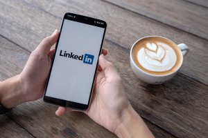 You'll have better chances of standing out on LinkedIn if you engage with others and post.