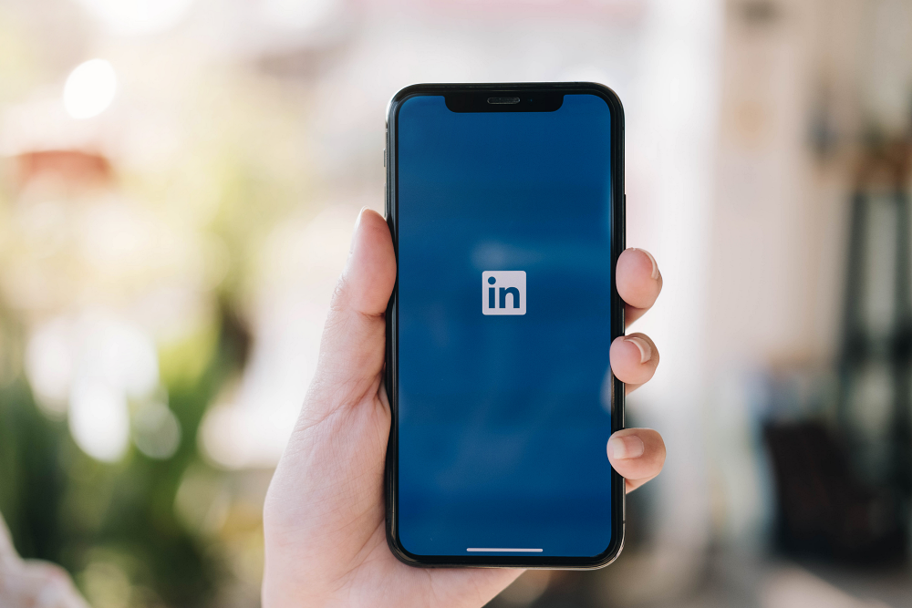 Reach out to recruiter on LinkedIn